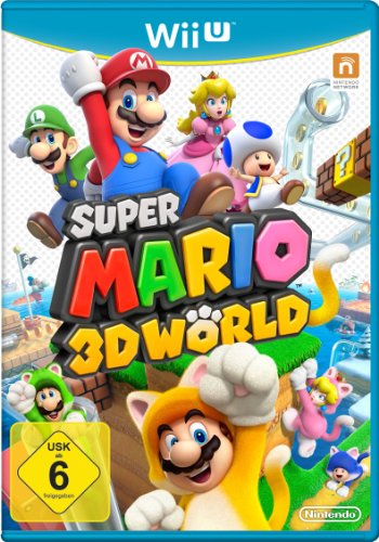 Super Mario 3D World - [Nintendo Wii U]