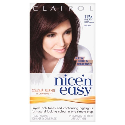 clairol nice n easy instructions