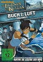 DVD Die Legende von Korra - Buch 1: Luft [Import allemand]