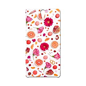 BLUEDIO Designer Printed Back case cover for Sony Xperia C5 - G7187