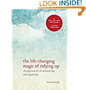 Marie Kondo (Author)  66 days in the top 100 (7848)Buy new:  $16.99  $10.19 198 used & new from $5.96
