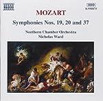 Symphonies Nos 19, 20 & 37
