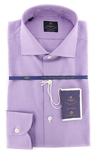 new-luigi-borrelli-purple-shephards-check-extra-slim-shirt
