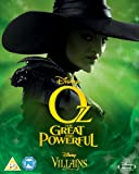Oz: The Great & Powerful (2013) (Special Edition Artwork Sleeve) [Blu-ray] [Region Free]