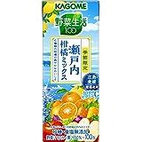 カゴメ 野菜生活100 瀬戸内柑橘ミックス 200ml×24本