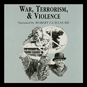 War, Terrorism, and Violence Audiobook