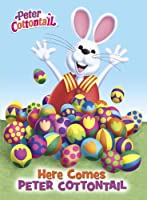 Here Comes Peter Cottontail Board Book