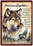 Wildlife Playing Cards (Gray Wolf)