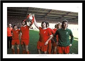 Liverpool Fc 1973 League Champions Framed Print Memorabilia