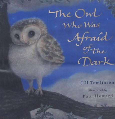 Owl Who Was Afraid of the Dark, Buch