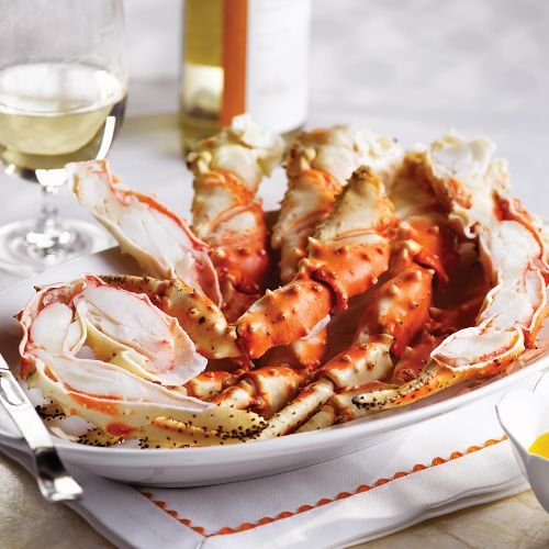 Omaha Steaks King Crab Legs