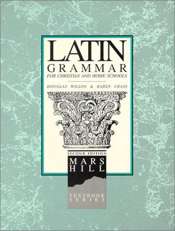 Latin Grammar I: Student