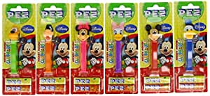 Pez Mickey Mouse Clubhouse (Pack of 12)