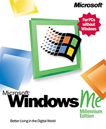 Microsoft Windows Millennium Edition [Old Version]