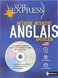 echange, troc Collectif - Anglais américain (1 livre + 1 guide + coffret de 4 CD)