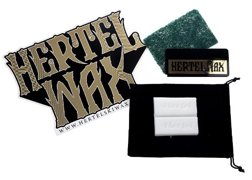 Hertel Snowboard Wax Kit