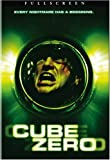 Cube Zero [DVD] [Region 1] [US Import] [NTSC]