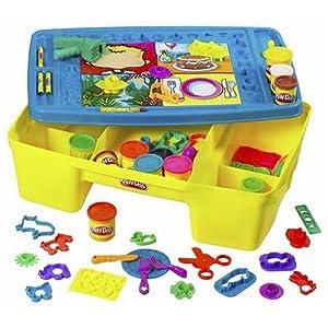 Click to buy Play Dough Recipe Idea: Play-Doh Creativity Center from Amazon!