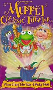 Muppet Classic Theater Vhs from Jim Henson Video