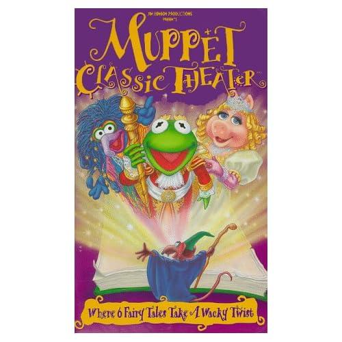 Amazon.com: Muppet Classic Theater [VHS]: Muppets