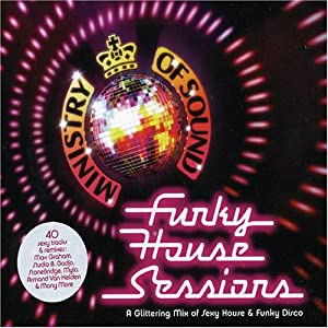 Various artists funky house sessions music for Funky house artists