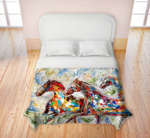 Horse Twin Bedding