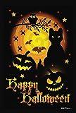 "Toland Home Garden 1010561 ""Scary Halloween Halloween/Fall"" Decorative House Flag, 28"" x 40"""