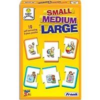 Frank Small Medium Large