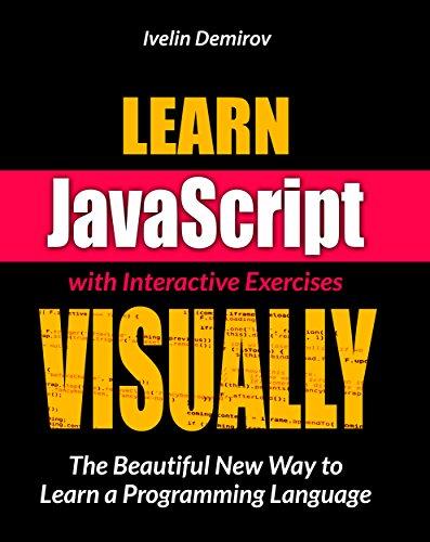 Learn Javascript Visually by Ivelin Demirov ebook deal
