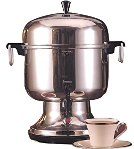Farberware Automatic Coffee Maker Instructions : Amazon.com Farberware FSU236 36-Cup Coffee Urn: Coffee Urns