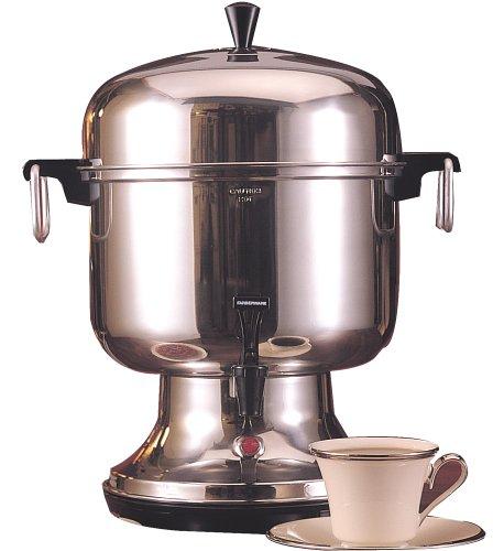 Farberware Coffee Maker Guide : Farberware FSU236 36-Cup Coffee Urn Best Espresso Machines