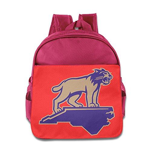 western-carolina-catamounts-1-logo-children-school-pink-backpack-bag