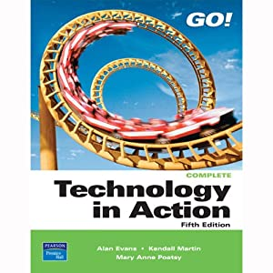 VangoNotes for Technology in Action, 5/e Introductory | [Kendall Martin, Mary Anne Poatsy, Alan Evans]