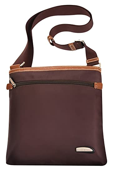 сумка Quilted Nappa : Travelon slim shoulder bag travel