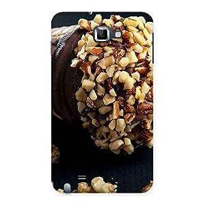Premium Cone Ice Cream Back Case Cover for Galaxy Note