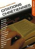 echange, troc Philippe Engelhard - Citations chrétiennes