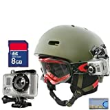 GoPro HD HERO2 Outdoor Edition Digital Camera with 8GB SD Card