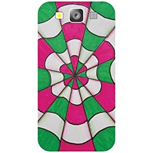 Samsung I9300 Galaxy S3 Phone Cover - Mixed Colors Phone Cover