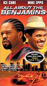 Amazon.com: All About Benjamins [VHS]: Ice Cube, Mike Epps ...