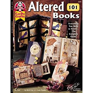 Altered Books 101 ##5167