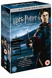 Harry Potter - Years 1 - 4 [Box Set]