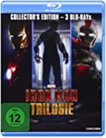 Iron Man Trilogie-Collector's Edition (Blu-Ray) [Import allemand]