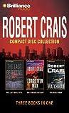 Robert Crais CD Collection 4: The Last Detective, The Forgotten Man, The Watchman (Elvis Cole/Joe Pike Series)