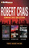Robert Crais Robert Crais Collection 4: The Last Detective/The Forgotten Man/The Watchman