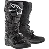 Alpinestars Tech 7 Enduro Boots-Black-11 (Color: Black, Tamaño: 11 M US)