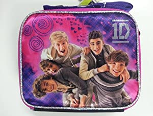 Lunch Bag - One Direction - Happy Liam Louis Niall Zayn by One Direction