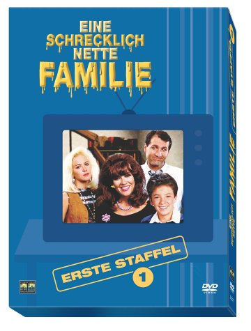 Eine schrecklich nette Familie - Erste Staffel (2 DVDs)