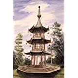 The Pagoda, Alton Towers, by Barbara Jones (V&A Custom Print)