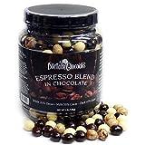 Dilettante Chocolate Espresso Bean Blend - White, Milk & Dark Chocolate