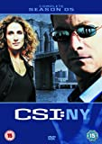 CSI: New York - Complete Season 5 [DVD]